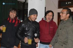 45. Juice Quartet