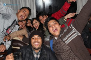 7.Guys being Wild