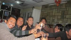 9. Cheers!!!