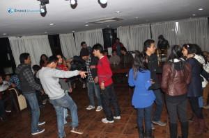 9. Lets dance together