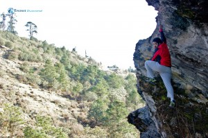 12. Climbing would be a great, truly wonderful thing if it weren't for all that damn climbing