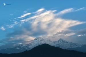 18. Annapurna range
