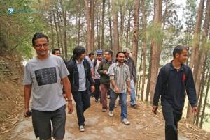 2. Deer-walks in Jungle