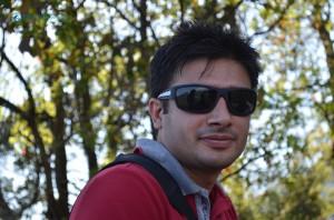 29. Hero on hike