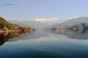 36. Annapurna reflection at Begnas