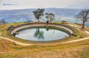 42. Giant swimming pool