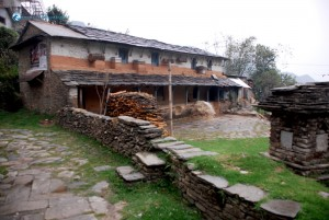 5. Traditional Nepali House