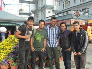 1. Team Annapurna