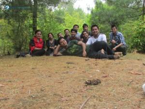 11. The team