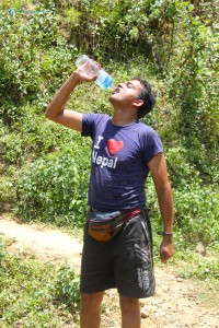 29. Thirsty ! Thirsty !!
