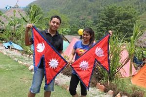 12. I love Nepal