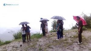 24. Rainy Descend