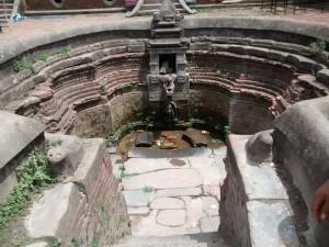 26. Ancient tap