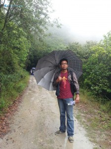 33. Under my Umbrella
