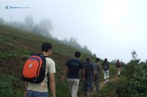 On the way to Godavari