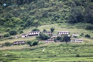 24. A Village
