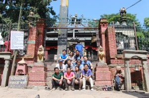 24. Dolkha Temple