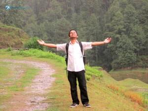 44. Let the rain fall
