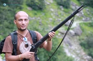 46. Hunter Pandey