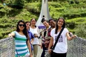 55. Ladies hikers