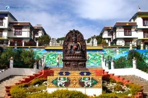 Amitabh Monastary