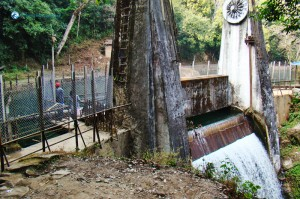 Dam at the Sundarijal