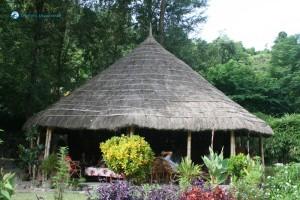 19. Picturesque Hut