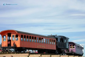 30. Cog Railway Train