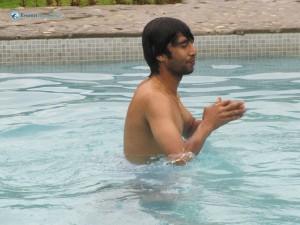 42. Surya namasker