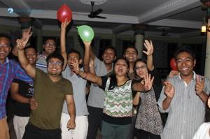 8. Celebration