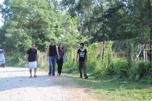 16. The Walking Nerds