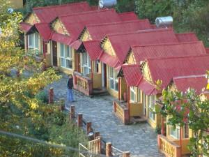 18. Tiny little houses
