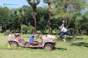 5. Crazy Taxi