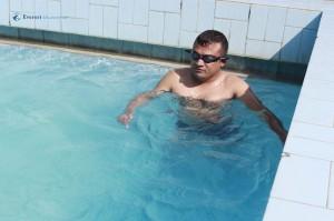 8. Who said I cant swim