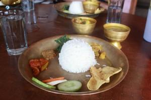 Thakali Lunch