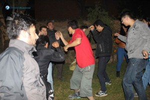 17.Rock the dance floor