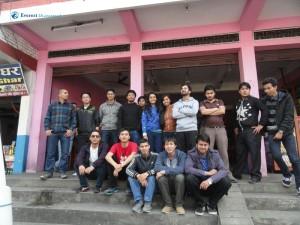 33. Group photo