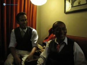 46. Handsome Waitors