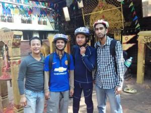 10. In front of bajrabarahi