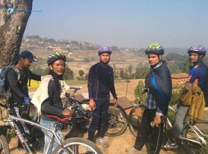 14. Fun, Sun, and bicycles