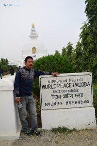 29. World peace pagoda