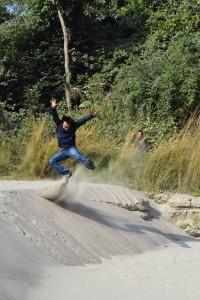 30. Stunt Man