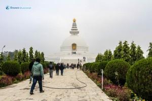 44. towards stupa