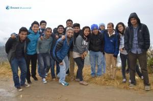 5. The team