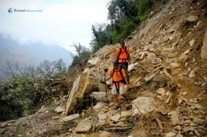 73. Treachorous Downhills