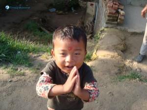 1. Namaste! Dai haru