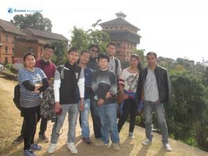 18. at Durbar