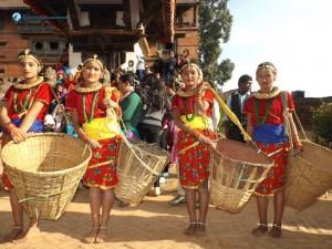 24. Prithivi jaysnti performers