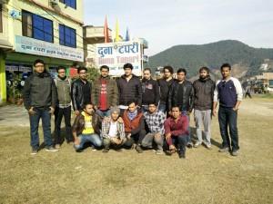 45. Full Hike Team