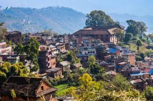 55. Gorkha city